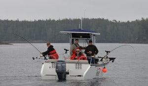 luxury fishing trips