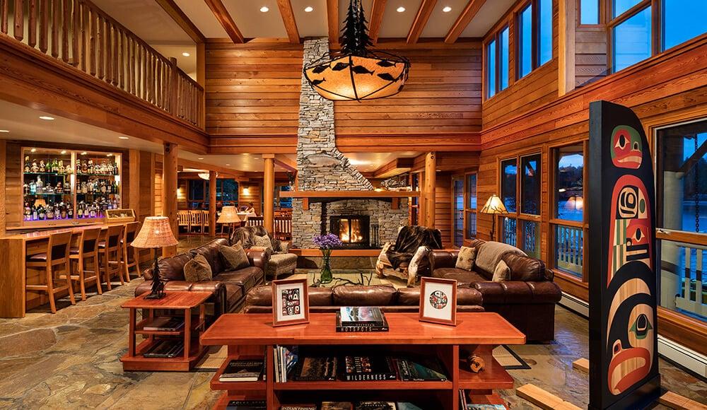 Log Home Decor Canada