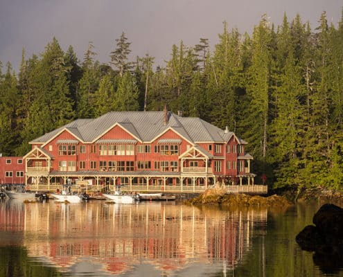 Fly In Fishing Lodge BC