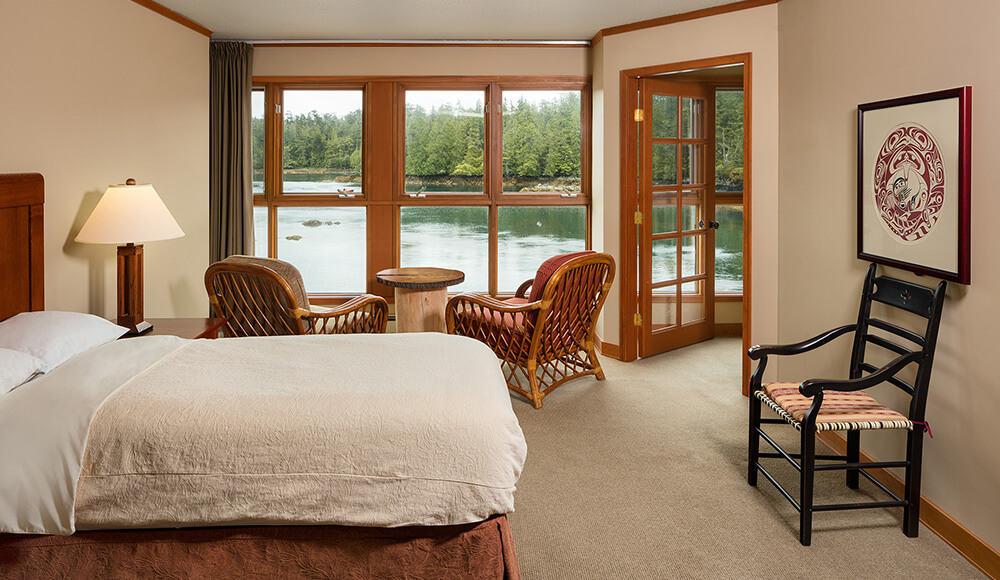 Fishing Lodges BC - King Pacific