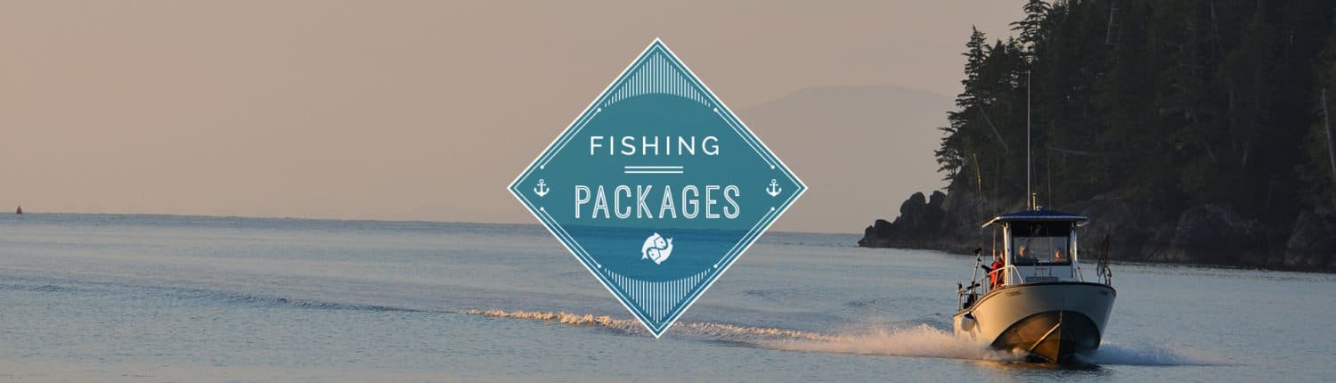 Canada Fishing Trips at the King Pacific Lodge