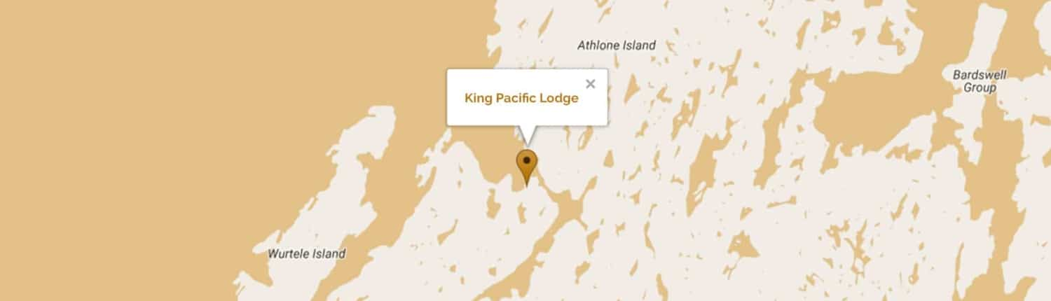 king pacific lodge map pic
